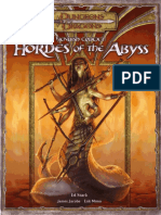 D&D 3.5ª Edition - Fiendish Codex I - Hordes of the Abyss.pdf