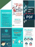 Leaflet Polio Antoro Rekso Samudro