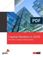 Capital Markets in  2030 by PWC