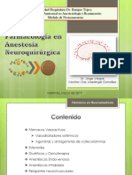 Farmacos en Neuroanestesia 2
