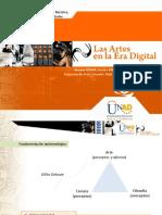 Presentación Investigación en El Programa de Artes