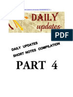 Daily Updates Capsule Part 4.Protected