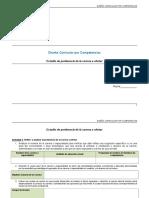 Formato de la metodología para el estudio de pertinencia (resumido)