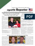 November 3, 2010 Sports Reporter