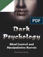 Dark Psychology by Norton Ravin