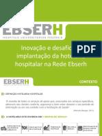 Projeto Cenários Prospectivos de Custos Em HH