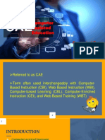 Seminar(CAE)