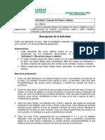 Actividad 4. Ejercicios Propuestos - Clases y Objetos