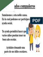 Afiche Orihuela SDA