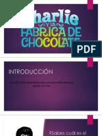 Resumen del libro Charlie y la fábrica de chocolate.
