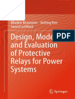 Excelente - MATLAB - Design, Modeling and Evaluation of Protective Relays for Power Systems.pdf