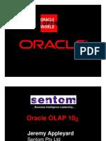 Oracle 10g Olap - Ppt