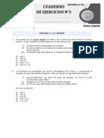 Física Común Cuaderno de Ejercicios N°3