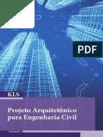 Projeto ArquitetônicoLIVRO_U1
