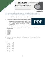 Física Común Cuaderno de Ejercicios 2018
