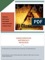 Clasicismo Power Point- Final