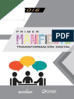 Manifiesto de Transformacion Digital