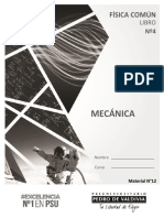 Física Común Libro N°4 Mecánica 2018