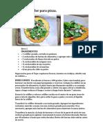 Base de Coliflor Para Pizza (1)