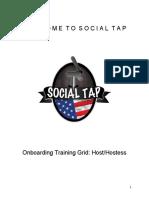 social tap training grid