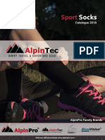 Socks AlpinPro Catalog 2018