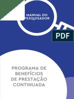 Manual Pesquisador BPC