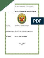 Inteligencia y Seguridad (2)