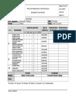 FR-GA-022 Seguimiento Plan de Área