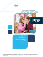 Course Outline English 2019