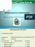 CLASE 1- CLAUSTRO METODOLOGIA DE LA INVESTIGACION - USC.pptx