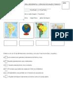 Historia Continentes y Oceanos