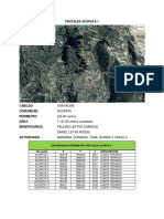 Áreas de Forestación Mic Escalerani