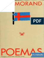 Poemas - Paul Morand
