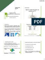 Analise de Leite - Metodos Qualitativos e Quantitativos