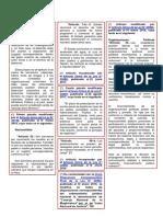 Modificatorias a la constitución del Perú 2019