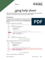 2 3debugging Help SheetFEB5