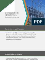 Chapter 1 Distribution Substation