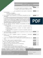 Evaluación Prácticas del lenguaje