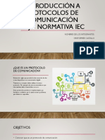 Introduccion Protocolos de Comunicacion Bajo NormativaIEC 11