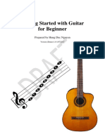 Getting Started With Guitar V1