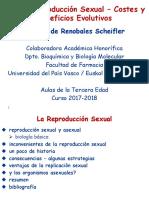 7.- La Reproducción Sexual - Costes y Beneficios Evolutivos