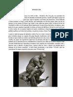 Las Esculturas Vivas - Rodin 2