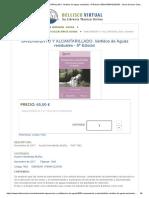 Libro SANEAMIENTO Y ALCANTARILLADO. Vertidos de Aguas Residuales - 8ª Edición ISBN_9788416228799 - Libros Técnicos Online - Comprar - Precio