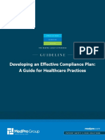 Guideline_Developing an Effective Compliance Program