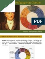 2. Goethe. Valores Luminosidade