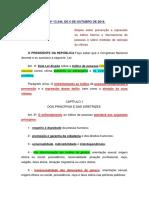 LEI Nº 13.344, DE 6 DE OUTUBRO DE 2016 - Tráfico de Pessoas.docx