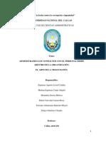 TEMA-ADMINISTRAR CONFLICTOS EN LAS ORGANIZACIONES.docx
