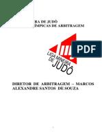 Apostila Regras Judo 2019