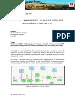 Analisis de Estabilidad en subestacion conectada al STN
