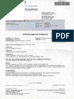 Unfallchirurgischer Erstbericht Paraskevopoulos